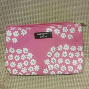 Marimekko by Clinique cosmetic bag